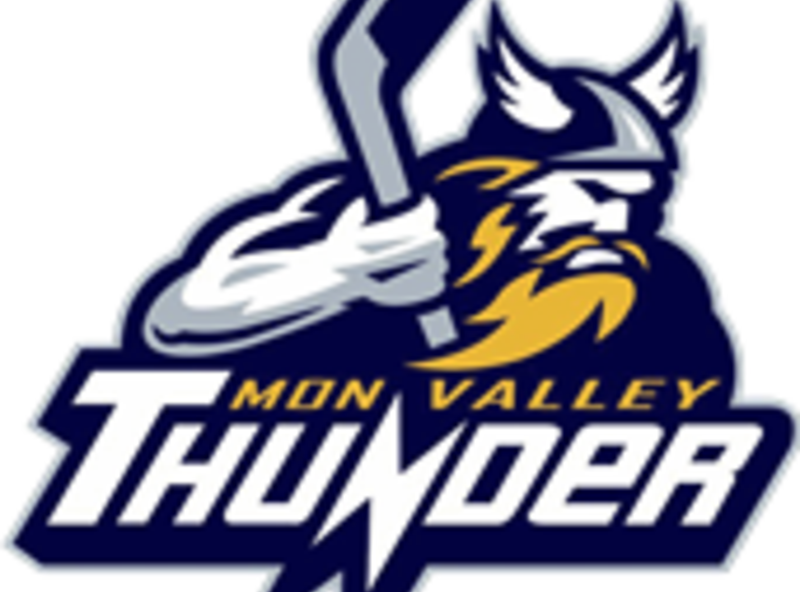 Mon valley thunder midget hockey